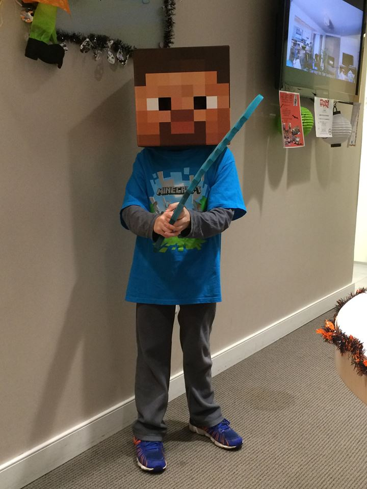 Winner of the Halloween Contest !