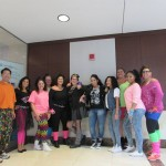 Halloween theme week The 80's !