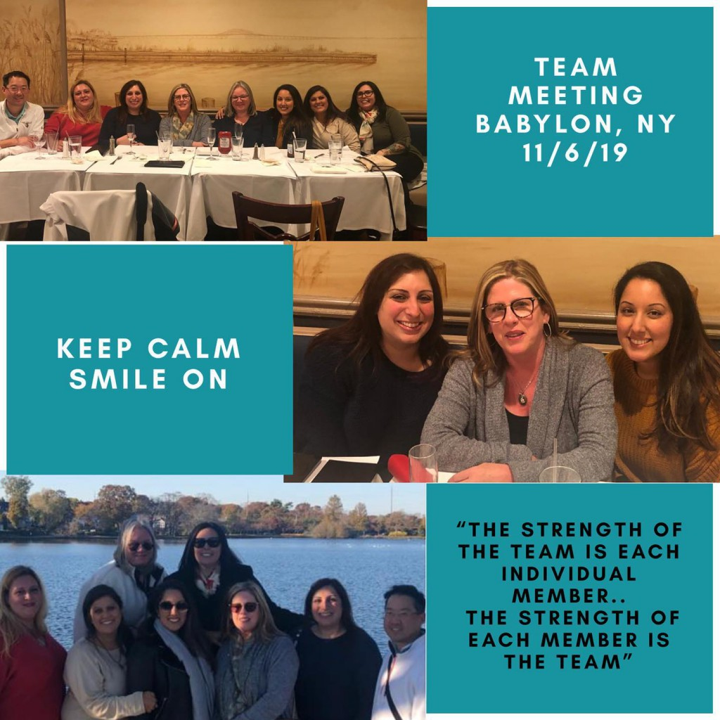 Team Off-Site Meeting in BABYLON NY